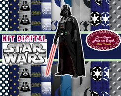 Kit Digital Star Wars (N° 2)