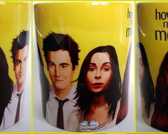 Caneca How I Met Your Mother - Mod.11