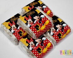 Palha Italiana - Mickey e Minnie