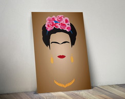 Quadro Decorativo - Poster Frida Kahlo