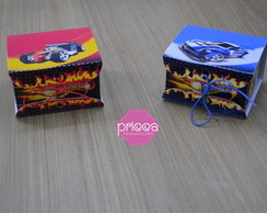 Porta Bombom Hot Wheels - Arq Corte