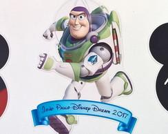 bd001b2a35 ... Imã Disney Dream Pers. Buzz Lightyear