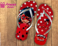 CHINELO-LADY BUG E MIRACULOUS