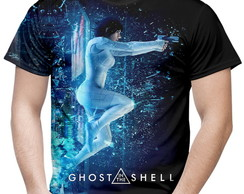 Camiseta Masculina Ghost in the Shell 02