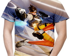 Camiseta Masculina Overwatch MD02