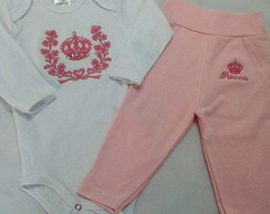Conjunto de Body e Calça Princess