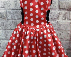 Vestido Minnie Adulto