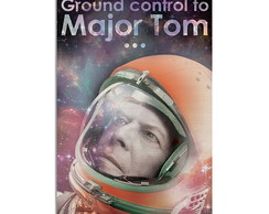 Quadro Canvas Major Tom