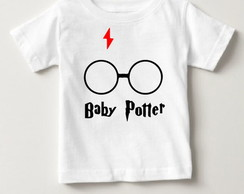 Camisetinha Harry Potter baby