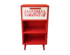 Estante Lovely Plus- Red