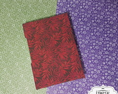 Caderno A6 Costura Longstitch - Libretas
