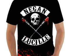 Camiseta The Walking Dead - Lucille