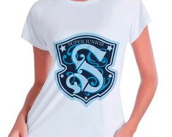 Camiseta Babylook Super Junior Kpop