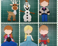 Kit tema Frozen