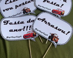 Placas Divertidas Carros