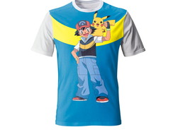 Camiseta Adulto Pokémon 31