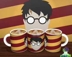 Caneca Harry Potte