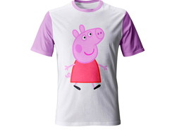 Camiseta Peppa Pig - Adulto