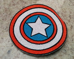Patch Bordado Termocolante Super herói