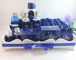 Kit Toilette Azul Royal