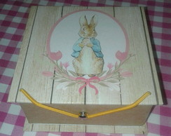 Caixa cartonada Petter Rabbit