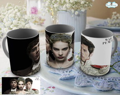 Caneca Seriado War and Peace - Mod.02
