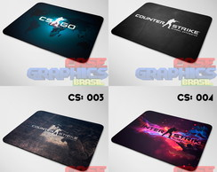 MOUSE PAD PERSONALIZADO COUNTER STRIKE