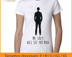 "Camiseta 50 Tons de Cinza ""See You"""