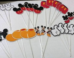 Toppers 3D Mickey