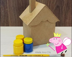 Kit pintura Casinha da Peppa