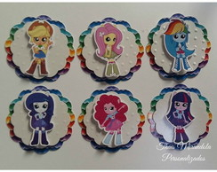 Tema Equestria Girls Mini