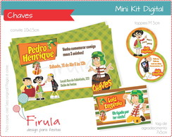Mini Kit Digital Chaves