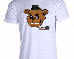 Camiseta FNAF Five Nigths at Freddy's L