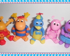 Personagens Turma do Backyardigans