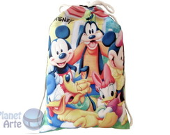 Mochilas Turma do Mickey