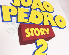 Placa para painel Toy Story