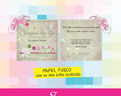 Tag Papel Grosso 6x6 - 4x4