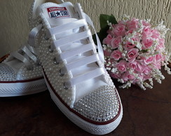 All Star Perolas e Strass