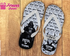 CHINELO PERSONALIZADO - STAR WARS
