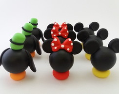 Miniaturas Turma do Mickey - Disney