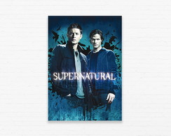 Quadrinho 19x27 Supernatural II