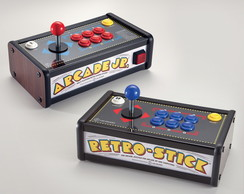 Arcade Jr. + Retro-Stick