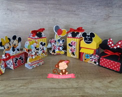 Kit festa - Mickey e Minnie