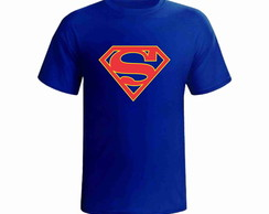 Camiseta Feminina Super Girl 100% Alg