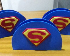 Porta guardanapos SUPERMAN