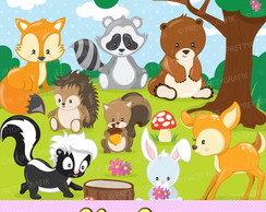 Kit Digital Animais 39
