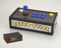 Arcade Light + Retro-Stick