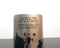 Caneca Metalizada - Star Wars