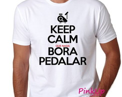 Camiseta Unissex - Keep Calm