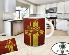 caneca Harry Potter 1
